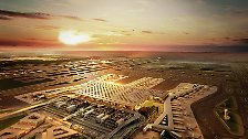 Erdogans Megaprojekt: Der Flughafen der Superlative geht in Betrieb