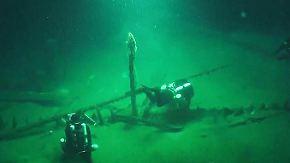 Ältestes intaktes Wrack der Welt: Archäologen entdecken 2.400 Jahre altes Handelsschiff