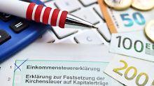 32 Millionen Menschen betroffen: Heimliche Steuererhöhung belastet Bürger