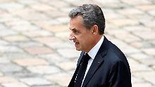 Wegen illegaler Wahlfinanzierung: Ex-Präsident Sarkozy muss vor Gericht