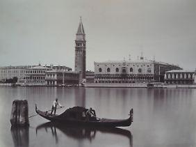 Carlo Naya: Venedig (ca. 1875).