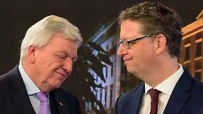 Grüne jubeln, Freudentaumel bei AfD: CDU und SPD kassieren nächste heftige Pleite in Hessen