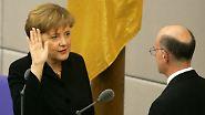 Von Kohls Mädchen zur Kanzlerin: Das Ende der Merkel-Jahre beginnt