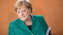 """Pressestimmen zu Merkels Rückzug: """"Sie beendet Amtszeit als historische Figur"""""""