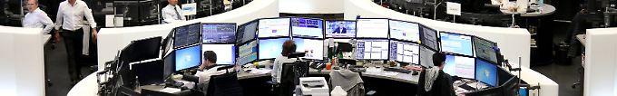 Der Börsen-Tag: 09:21 Anleger bleiben wachsam - Autos leiden unter Abstufung