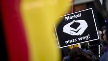 Wohin ohne Feindbild?: Der AfD wird Merkel am meisten fehlen