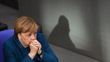 """Aufbruchstimmung in der CDU: """"Merkel gewinnt Teilsouveränität zurück"""""""