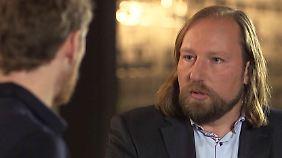 """Anton Hofreiter bei Klamroths Konter: """"Wir sollen führende Kraft der linken Mitte werden"""""""