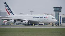 20 Prozent mehr für Kerosin: Air France spürt die Spritkosten