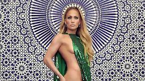 Promi-News des Tages: Jennifer Lopez verhängt ihre alterslose Schönheit knapp