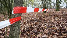 Toter Jugendlicher im Wald: 14-Jähriger soll Mitschüler erwürgt haben