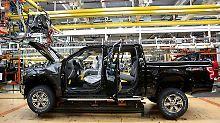 VW wächst, Ford nicht: US-Autokäufer mögen es groß und schwer