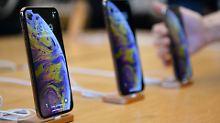 Der Börsen-Tag: Neue iPhones - Apple fährt Produktion zurück