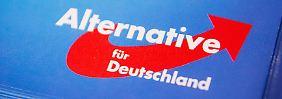 Verfassungsfeindliche Aussagen: AfD-Gutachten sieht Gründe für Beobachtung