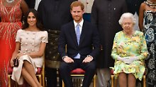 Einladung an Meghans Mutter: Die Queen sorgt für Weihnachtssensation