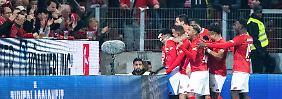 Heimsieg gegen Werder Bremen: Mainz 05 gelingt Befreiungsschlag