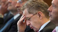 Hans-Georg Maaßen könnte in den privaten Sektor gehen.