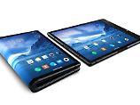 Schneller als Samsungs Galaxy X: Falt-Smartphone FlexPai feiert Weltpremiere
