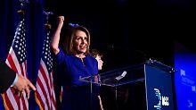 Nach Erfolg der Demokraten: Pelosi könnte zur Gefahr für Trump werden