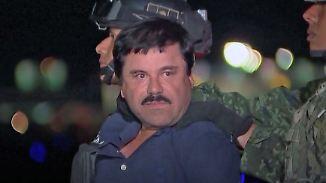 """""""Gewehrsalven, Schreie, überall Blut"""": Drogenboss """"El Chapo"""" narrt Ermittler jahrelang"""