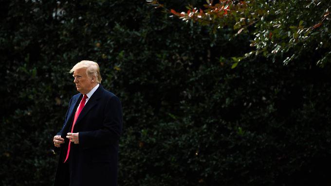 Trump kann nicht mehr durchregieren. Die Demokraten sind zurück im Rennen.