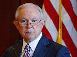 Trump wünschte sich Rücktritt: Sessions verlässt Posten als Justizminister