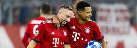 Lässige Demut vor BVB-Spiel: Der FC Bayern beugt sich den Fakten