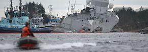 Debakel beim Nato-Manöver: Norwegen verliert eine seiner Fregatten