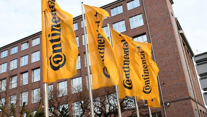 Bei Continental steht das bereits gekappte Umsatzziel des Unternehmens in Frage.