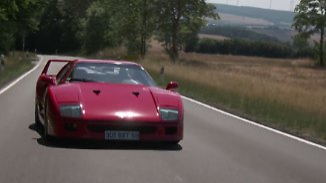 Schnellster Ferrari für die Straße: F40 lehrt die Konkurrenz das Fürchten