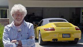 "Legendäre Entwürfe von Hartmut Esslinger: ""Crazy German"" bringt Porsche-Desings zu Apple"