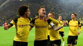 Berauschendes Gipfeltreffen in Dortmund: BVB spektakelt sich gegen starke Bayern zum Sieg