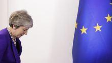 Forderungen aus eigenen Reihen: Gibt es einen Zeitplan für May-Rücktritt?