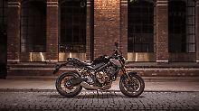 Die neue Honda CB650R trägt jetzt das Neo-Sports-Café_Design.