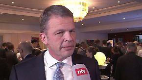 """Deutsche-Bank-Chef Sewing: """"Wir beobachten vier, fünf weltweite Unsicherheitsfaktoren"""""""