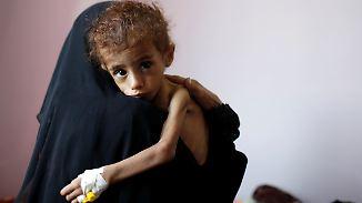 Menschenleben gegen Profit: Im Jemen opfert der Westen ein ganzes Volk