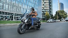 Yamaha überrascht seine Roller-Kunden im kommendne Jahr mit einer Premium-Ausstattungslinie beim X-Max.