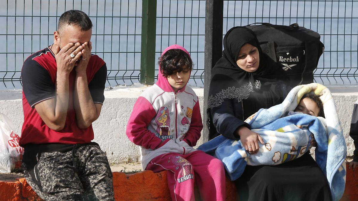 Wohin fließen EU-Milliarden?: Prüfer kritisieren türkische Flüchtlingshilfe