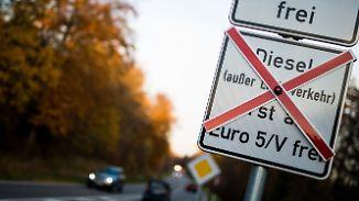 Die Deutsche Umwelthilfe klagt die Rechte von  Verbrauchern ein. Und scheut sich nicht, sie mit Fahrverboten zu verärgern.