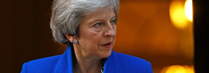 Showdown in London: May muss Minister hinter Brexit-Deal bringen