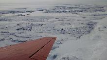31 Kilometer breiter Krater: Gigantischer Meteorit traf Grönland