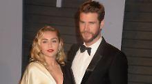 Eigenes Haus abgebrannt: Cyrus und Hemsworth spenden 500.000 USD