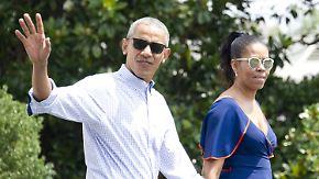 Promi-News des Tages: Michelle Obama gesteht Ehe-Probleme mit Barack