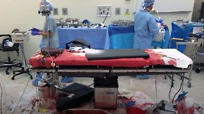 Verheerende Waffengewalt: US-Ärzte kontern bizarre NRA-Attacke mit Schockfotos