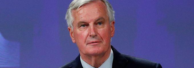 "Barnier präsentiert Brexit-Text: Irland bekommt keine ""harte Grenze"""