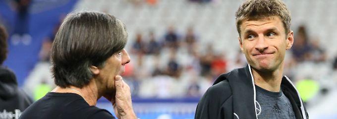 Abstiegskampf und Final-Endspurt: So geht's weiter in der Nations League
