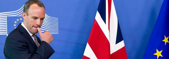 Nächste Niederlage für May: Brexit-Minister Raab schmeißt hin