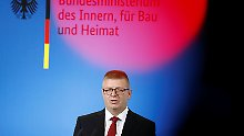 Chef des Verfassungsschutzes: Haldenwang will zu Sacharbeit zurückkehren