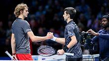 Konkurrenz für Davis Cup: Tennis-Profis lassen Machtstreit eskalieren