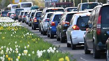 Grenzwerte überschritten: Umwelthilfe klagt auf Fahrverbot in Freiburg